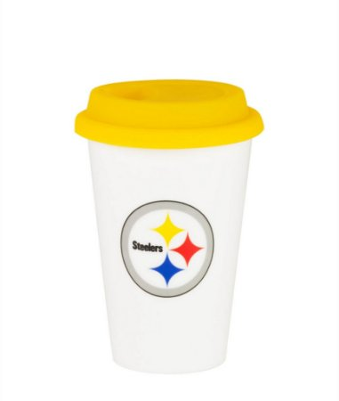 Copo de Café NFL - Pittsburgh Steelers