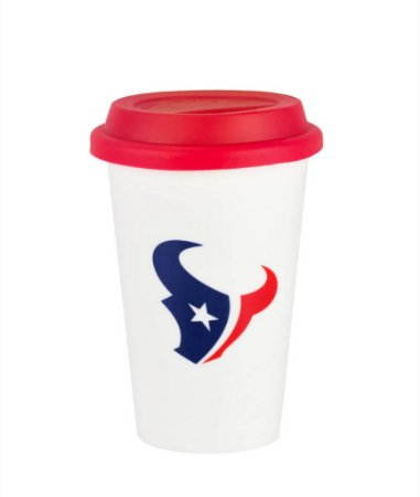 Copo de Café NFL - Houston Texans