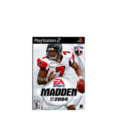 Jogo Madden NFL 2004 - Playstation 2 - PS2