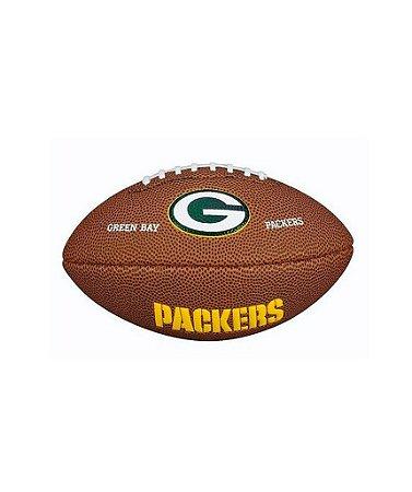 Bola de Futebol Americano NFL Green Bay Packers