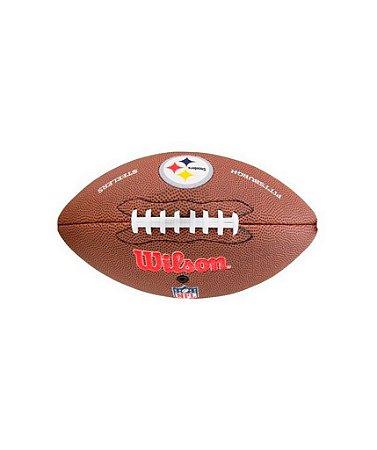 Bola de Futebol Americano NFL Pittsburgh Steelers