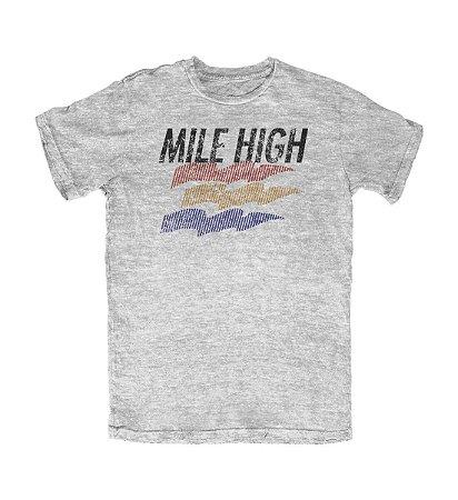 Camiseta PROGear Denver Broncos Mile High Sign