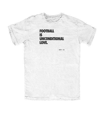 Camiseta PROGear Football Unconditional Love