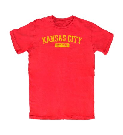 Camiseta PROGear Kansas City Chiefs Est.