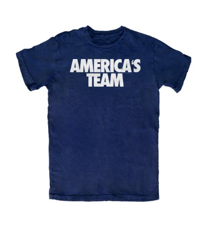 Camiseta PROGear Dallas Cowboys America's Team