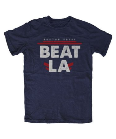 Camiseta PROGear New England Beat LA