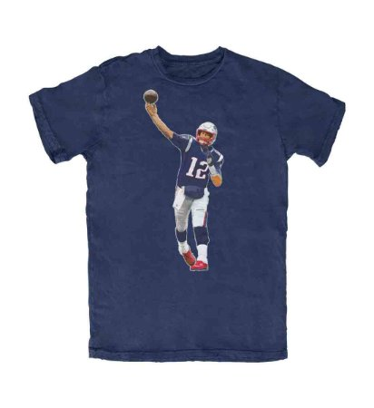 Camiseta PROGear Silhouette Brady