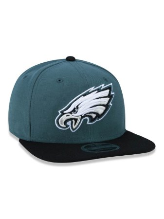 Boné 950 New Era NFL Philadelphia Eagles Verde