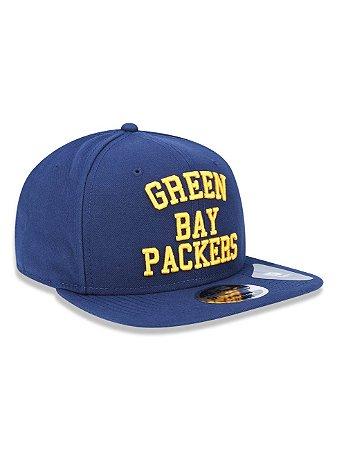 Boné 950 New Era NFL Green Bay Packers Marinho