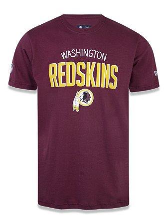 Camiseta NFL Washington Redskins Vermelho