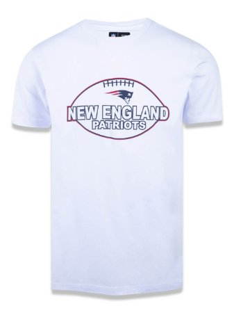 Camiseta NFL New England Patriots Branco