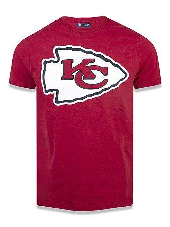 Camiseta NFL Kansas City Chiefs Vermelho