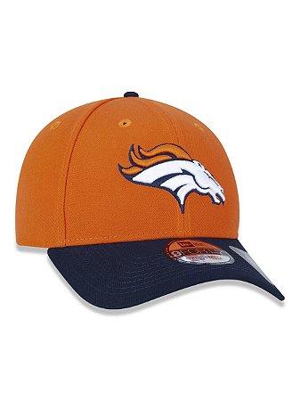 Boné 940 New Era NFL Denver Broncos Laranja