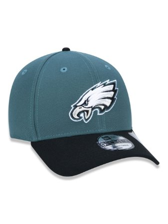 Boné 940 New Era NFL Philadelphia Eagles Verde