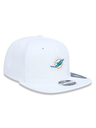 Boné 950 New Era NFL Miami Dolphins Branco