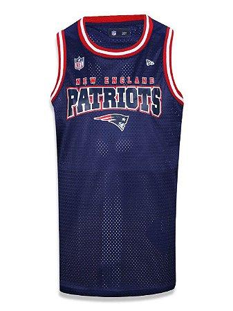 Regata Jersey NFL New England Patriots Marinho