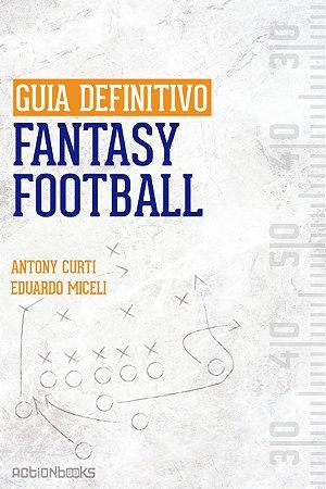 Livro Guia Definitivo Fantasy Football