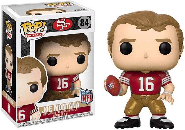 Funko POP! NFL - Joe Montana #84 - San Francisco 49ers