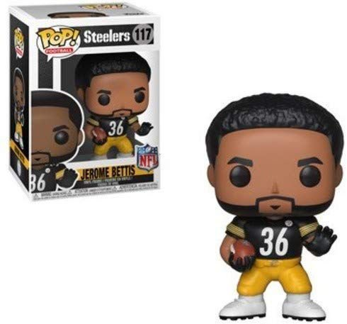 Funko POP! NFL - Jerome Bettis #117 - Pittsburgh Steelers