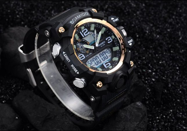 769b52f1a63 Relógio Boamigo F502