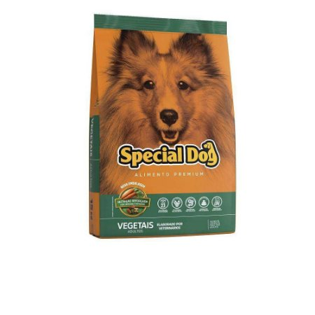 SPECIAL DOG ADULTO  VEG 20 Kg