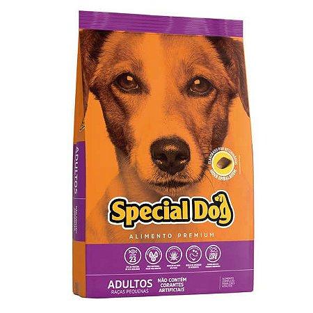 SPECIAL DOG RAÇAS PEQUENAS ADULTO 20 Kg