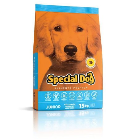 SPECIAL DOG JUNIOR 10 KG