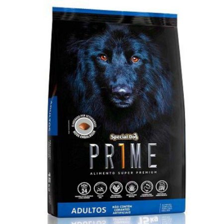 SPECIAL DOG PRIME ADULTO 3Kg