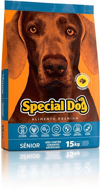 SPECIAL DOG ADULTO SENIOR 15 Kg