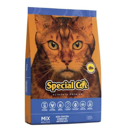 SPECIAL CAT MIX 10 Kg