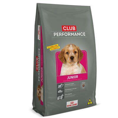 Ração Royal Canin Club Performance Junior para Cães Filhotes 2,5Kg