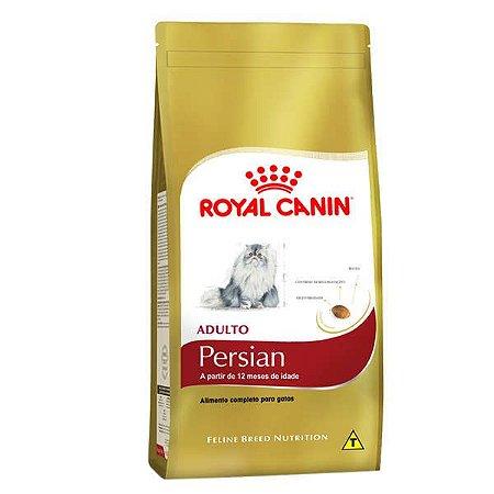 Ração Royal Canin Persian para Gatos Adultos da Raça Persa 7,5 Kg