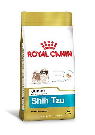SHIH TZU JUNIOR ROYAL CANIN 2,5 Kg