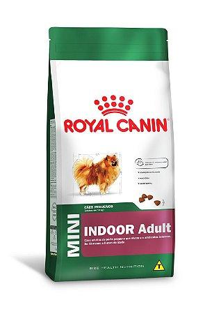 MINI INDOOR ADULT ROYAL CANIN 7,5 Kg