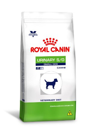 URINARY S/O SMALL DOG ROYAL CANIN  (CÃES)  1,5 Kg