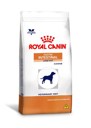 GASTRO INTESTINAL LOW FAT CANINE ROYAL CANIN  (CÃES )  1,5 Kg