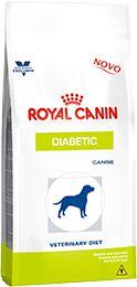 DIABETIC CANINE  ROYAL CANIN  (CÃES     ) 1,5 Kg