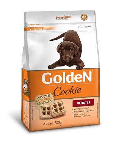 GOLDEN COOKIE CÃES FILHOTES 400 gramas