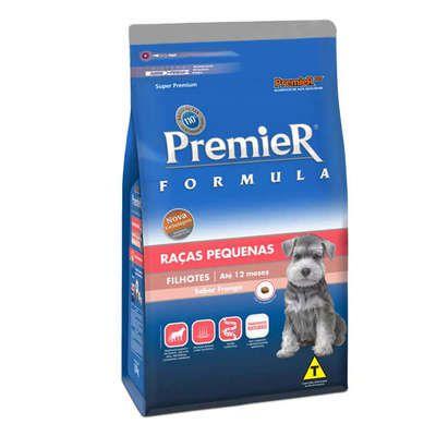 Ração Premier Pet Cães Filhotes Raças Pequenas 2,5 Kg