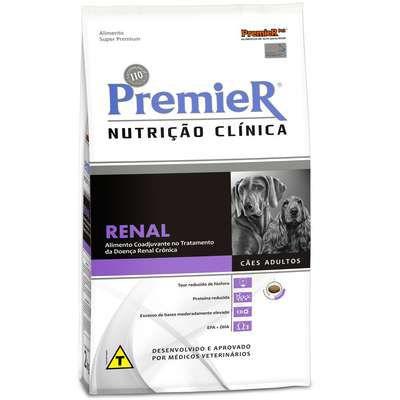 Ração Premier Nutrição Clínica para Cães Renal 2 Kg