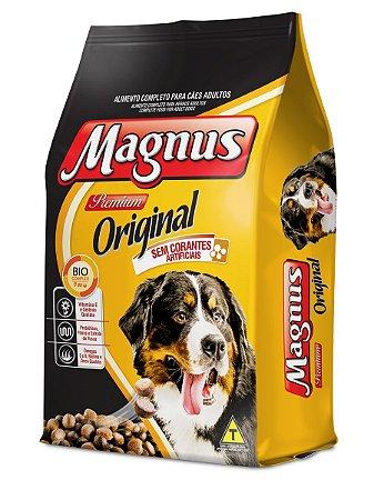 Magnus Premium Original Cães Adultos 15 Kg