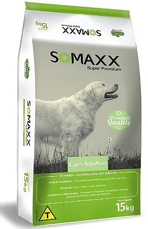 DogChoni Somaxx Super Premium Cães Adultos 15 kg