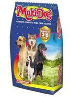 Ração Mult Dog  25 kg