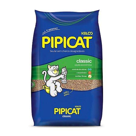 Areia Higiênica Pipicat Classic Pipicat 4 kg