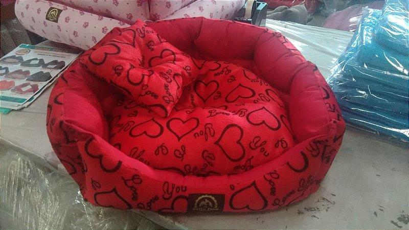 cama stilo dog soninho luxo tamanho p