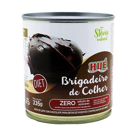 Brigadeiro de Colher Diet Hué (Sem Adição de Açúcares) Sem Glúten Lata 335g