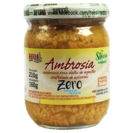 Ambrosia Diet com Stévia Hué (Sem Adição de Açúcar) Sem Glúten 210g