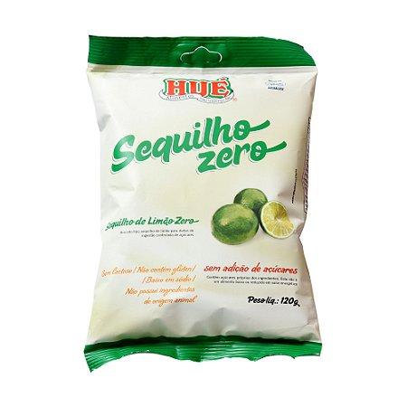 Sequilho de Limão Zero Hué (Sem Adição de Açúcares) Vegano Sem Glúten Sem Lactose 120g