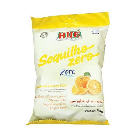 Sequilho de Laranja Zero Hué (Sem Adição de Açúcares) Vegano Sem Glúten Sem Lactose 120g
