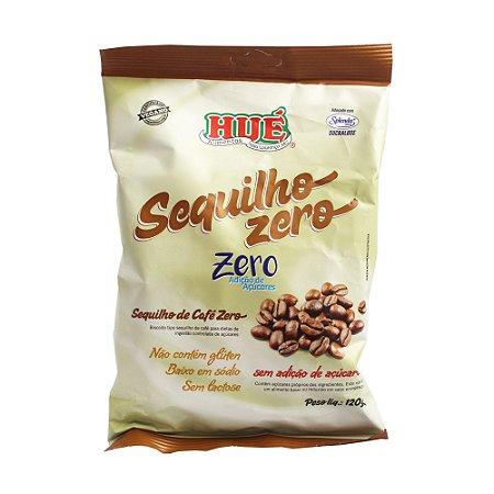 Sequilho de Café Zero Hué (Sem Adição de Açúcares) Vegano Sem Glúten Sem Lactose 120g
